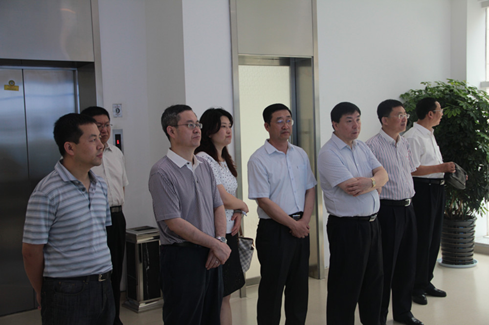 Yang Yuejin, Deputy Director of Science and Technology Center, Visited BIOasis